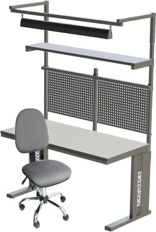 Комплект АТ6-К11, стол монтажника