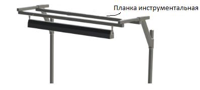 Инструментальная планка  i-12